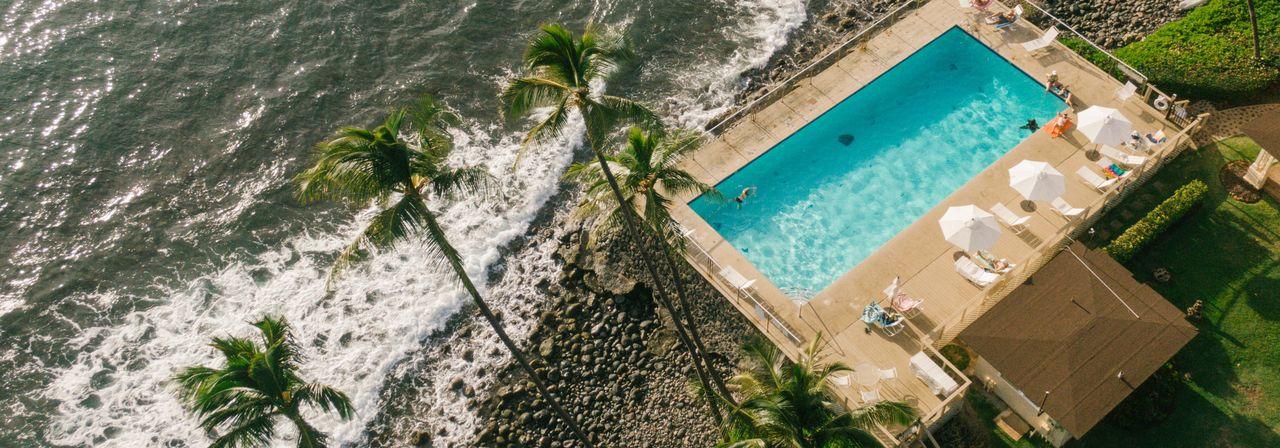 Przestronny dom wakacyjny Vrbo z basenem