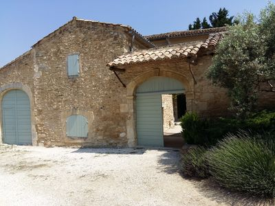 Photo for Provencal mas in the heart of the olive trees