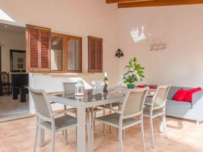 Photo for MOLINET - Chalet with terrace in Porto Cristo.