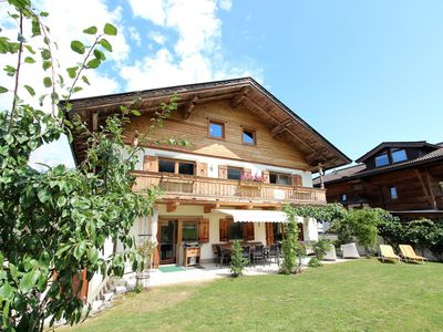 Photo for Unique chalet in the center of Elmau, 100 m from skililft