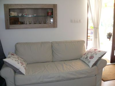 Photo for House in the center of Balatonmáriafürdő with Parking, Washing machine, Garden, Terrace (642978)