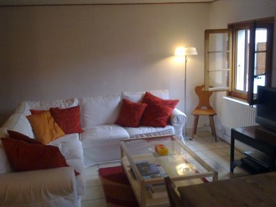 Photo for Cozy and quiet studio in Les Diablerets
