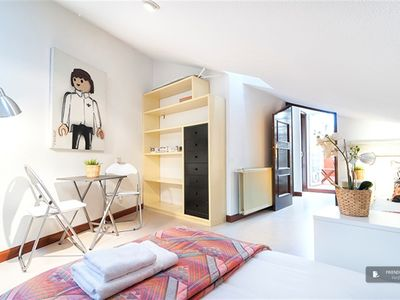 Photo for Friendly Rentals The Tribeca Duplex apartment in Madrid