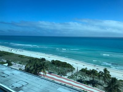 Photo for 7th Floor Beachfront Oceanview, Free Parking Pool - 4 Guests