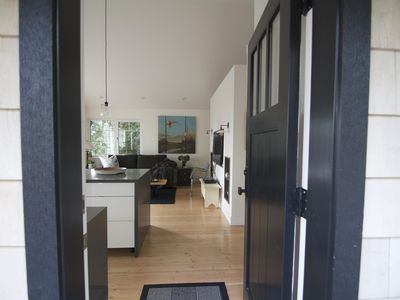 Photo for Coast modern coach house , privat cottage on 1,2 acer with ocean view