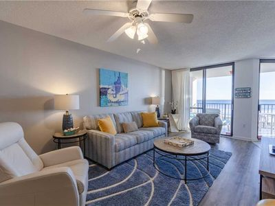 Photo for HOT DEALS! | Gulf Front | Great View | Liquid Life Vacation Rentals