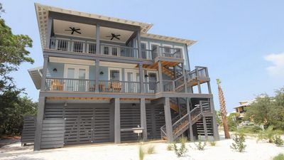 Photo for Bay Front - Amazing Bay and Gulf views! Dock! Kayaks! Paddleboards! Snorkeling!