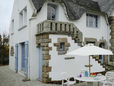 Photo for Semi-detached house, Carnac  in Morbihan - 6 persons, 3 bedrooms