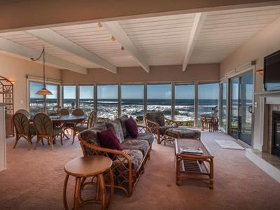 Photo for OCEAN front, beach home with STUNNING VIEWS Pajaro Dunes Watsonville