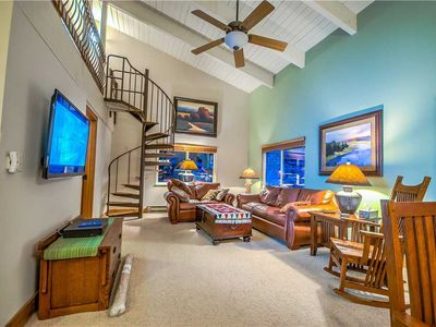 Discounted lift tickets! Beautiful Condo w/ Awesome Steamboat Location!