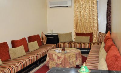 Photo for Two Bedroom Apartment In Gueliz, Marrakech.