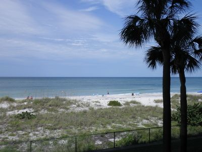 Photo for Full Beach Front South Corner Condo with Heated Pool, Spa & Tennis Court 2/2