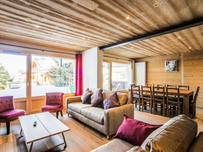 Photo for Luxury apartment in Cognet area - Maeva Individuals - Marmotte: 5 room apartment for 10 people Exclusive on the ground floor