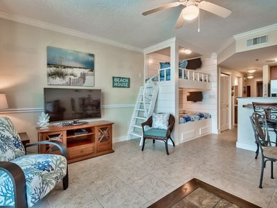Photo for Waterscape 5th Flr B side 1-bedroom -on the beach-
