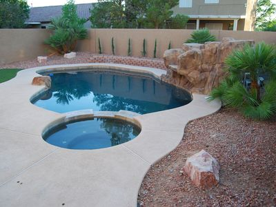 4 Bedroom Home With Pool And Spa