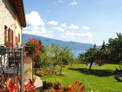 Photo for Residence Casale Pegol, Tignale  in Westlicher Gardasee - 4 persons, 1 bedroom