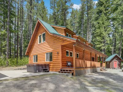 Photo for SAVE 25%! Super Cool Kid-Friendly-Near Suncadia-Hot Tub-Summer Pool Access