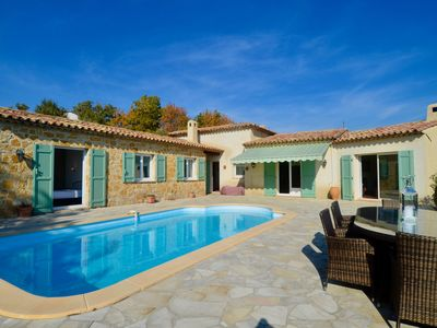 Photo for Charming Villa with private pool and amazing view