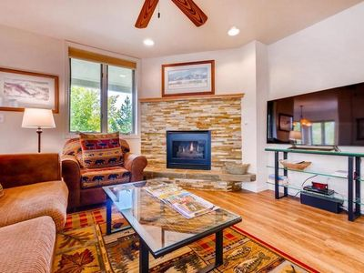 Photo for Terraces in Steamboat, walking distance to slopes #1003