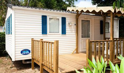 Photo for Camping Le Pansard **** - 4 room villa 6 people