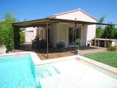 "Photo for house in Saint-Rémy 4 people ""Le L en Provence"""