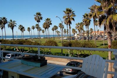Front Balcony View...consider this your SAN DIEGO VACATION RENTAL and book now!