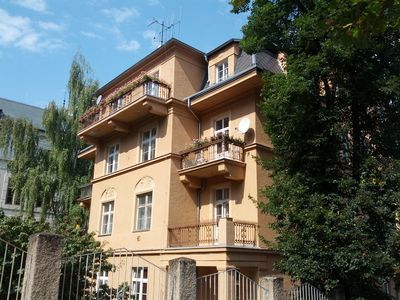 Photo for Beautiful flat, Colonial-style villa in central location, completely new, balcony, wi-fi, parking