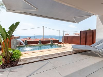 Photo for Vista Roses Mar- Ancla Mar 4  Ancla Mar is a very exclusive house with views over the Ba