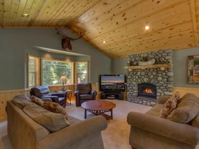 Photo for The Perfect Quiet Mountain Retreat on Tahoe's West Shore
