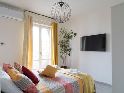 Photo for 1BR Apartment Vacation Rental in Pisa