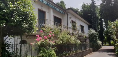 Photo for Casa Tessieri Lucca (facing the walls with pvt parking)
