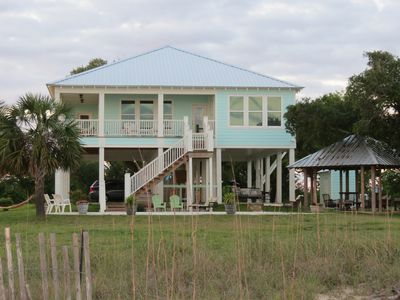 Photo for 'Seaglass'-Perfect Beach House with Pool, Peaceful and Private