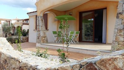 Photo for Beach House, paceful Lux 2 bedrooms / 2 bathrooms and private garden