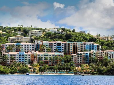 Photo for Marriott's Frenchman's Cove, St Thomas, Virgin Islands