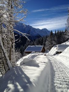 Photo for Chalet Le Grand Cret Facing the Mont Blanc Ski back to the feet