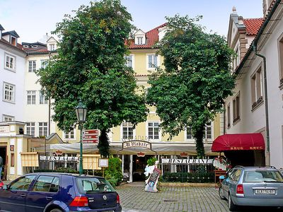 Photo for Apartment Malá Strana in Praha/1 - 4 persons, 2 bedrooms
