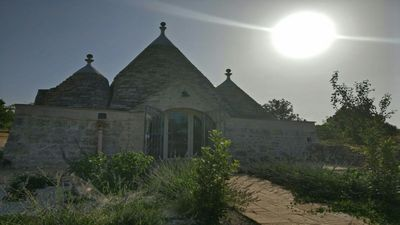 Photo for Spacious traditional trullo providing peace & tranquility for total relaxation