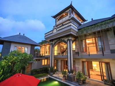 Photo for Come And Make Yourself At Home In Our Beautiful New Balinese Style Villa.