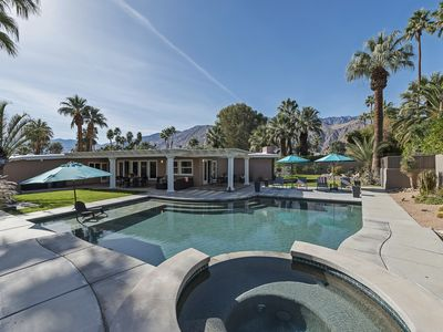 Photo for Amazing Outdoor Living and Unobstructed Views; The Ideal Palm Springs Retreat!