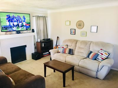 Photo for Whole 3 Bedroom Home Near Lake, Airport, and Cle