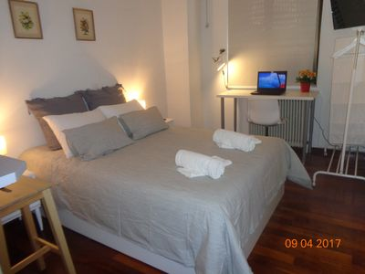 Photo for Cozy central studio, In walking distance to most places including the National A