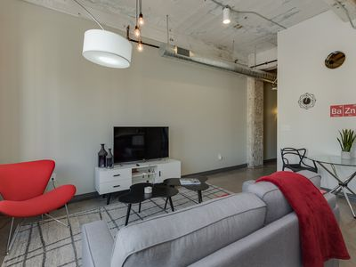 Photo for Elegant and Funky 2bd in the Heart of Downtown