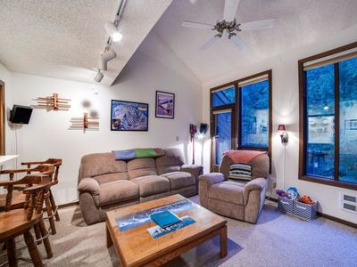 Photo for Apartment Snowater Condo #72 - A Well Decorated 2-Story Family Townhouse Condo - Sleeps 4 in Mount Baker/Glacier - 4 persons, 2 bedrooms