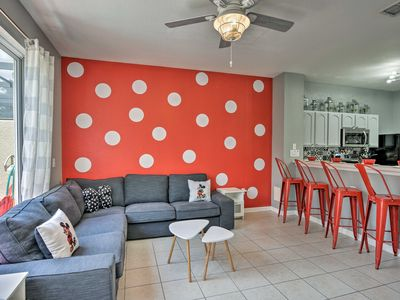 Photo for Resort Townhome w/Private Pool - 10 Mins to Disney