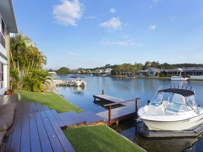 Photo for Stunning Waterfront Home in Noosaville - 32 Seamount Quay