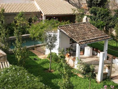 Photo for TRADITIONAL HOUSE RENOVATED WITH GARDEN AND SWIMMING POOL IN THE CENTER OF ARTÀ
