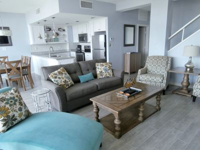 Photo for The Coastal Island Getaway Remodeled 2 Bedroom Condominium with 3 Baths!!!