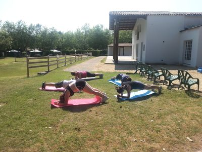 Photo for Campsite Les Maraises ** - Mobile home 6 people - 4/6 places ohara (between 6 and 10 years old)