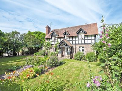Photo for 3BR Cottage Vacation Rental in Hereford, Herefordshire