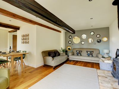 Photo for 1 Manor Barns - Three Bedroom House, Sleeps 6